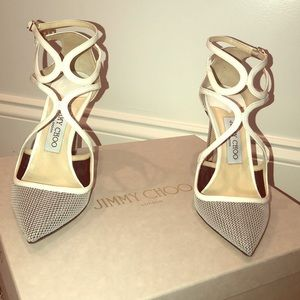 BRAND NEW, NEVER WORN Jimmy Choo Heels